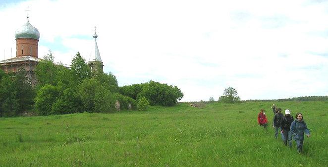 храм 16 века